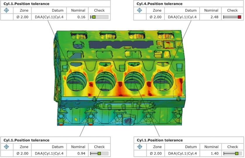 GOM ATOS 5 自动化光学3D扫描仪
