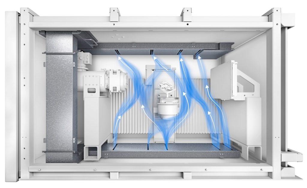 工业CT断层扫描系统