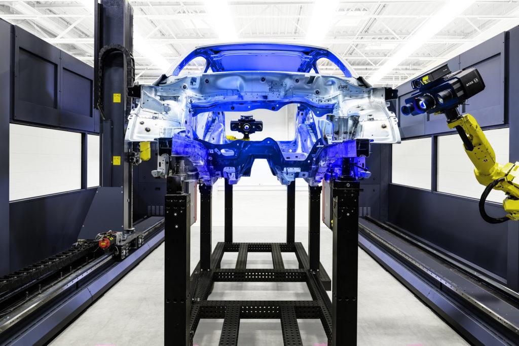 3D掃描大型物件