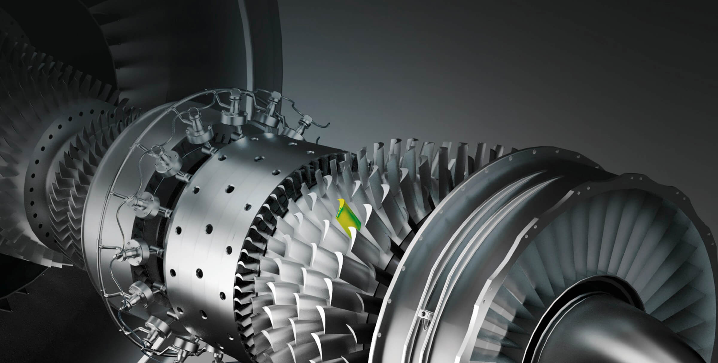 ATOS渦輪葉片檢測-細節
