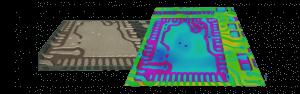光学3D测量微孔的深度和直径