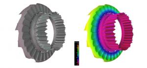 GOM 3D测量报告:汽车零件的光学3D测量