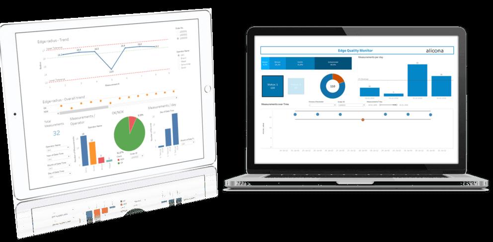 Bruker Alicona自动化管理软件多种自动化选项