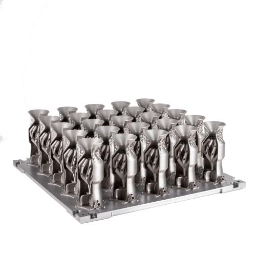 DMP Factory 500-可扩展金属增材制造,用于无缝大型零件
