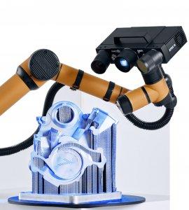 GOM_ScanCobot-ATOS-Q-g光学检测系统