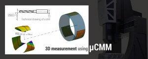光学三坐标测量机