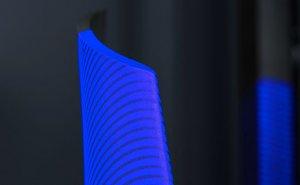 ATOS 三维扫描仪3D检测航空航天叶片