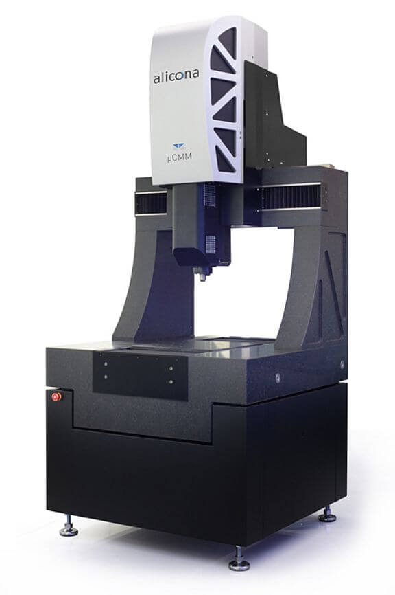 Alicona μCMM微米级三坐标测量仪