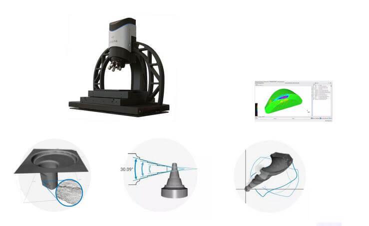 Alicona G5 Plus -表面测量于一体的3D光学测量仪